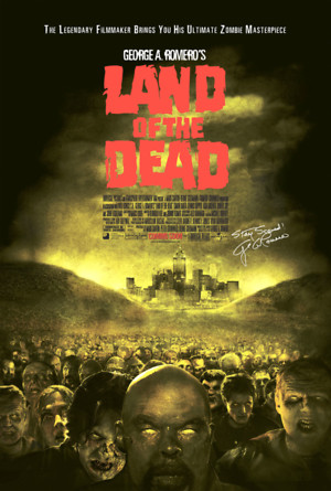 Land of the Dead (2005) DVD Release Date