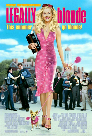 Legally Blonde (2001) DVD Release Date