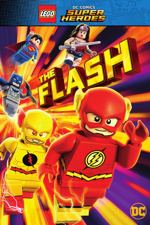 Lego DC Comics Super Heroes: The Flash (Video 2018) DVD Release Date