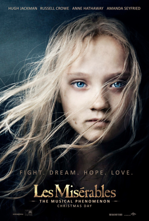 Les Miserables (2012) DVD Release Date