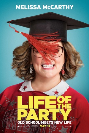 Life of the Party (2018) DVD Release Date