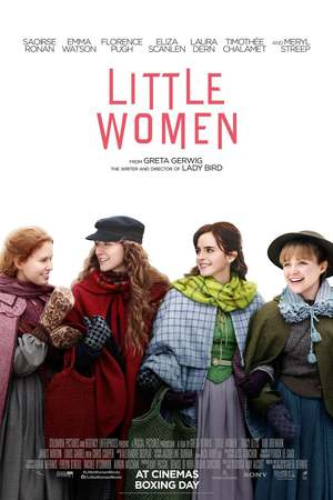 Little Women (2019) DVD Release Date