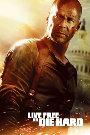 Live Free or Die Hard (2007) DVD Release Date