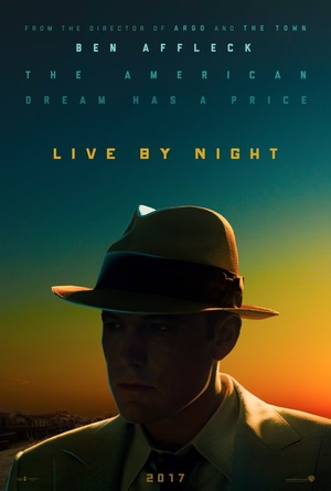 Live by Night (2016) DVD Release Date