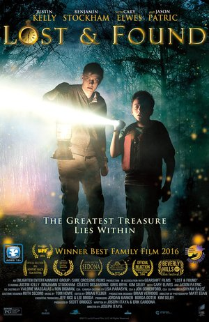 Lost & Found (2016) DVD Release Date