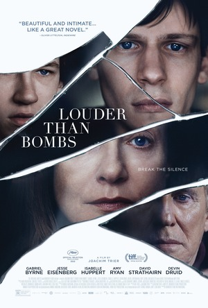Louder Than Bombs (2015) DVD Release Date