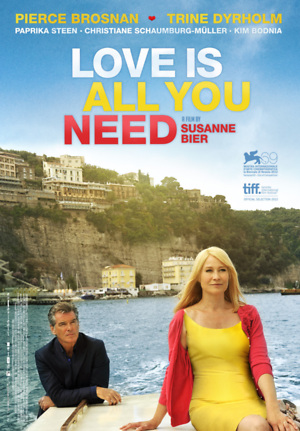 Love is All You Need (2012) DVD Release Date