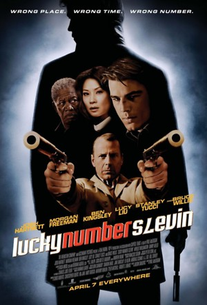Lucky Number Slevin (2006) DVD Release Date