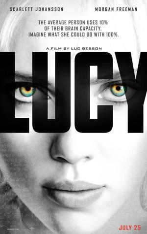 Lucy (2014) DVD Release Date