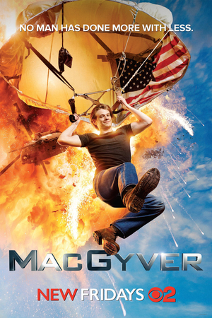 MacGyver (TV Series 2016- ) DVD Release Date