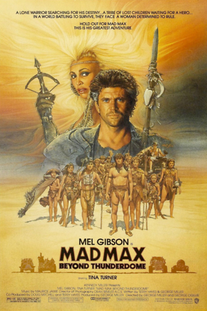 Mad Max Beyond Thunderdome (1985) DVD Release Date