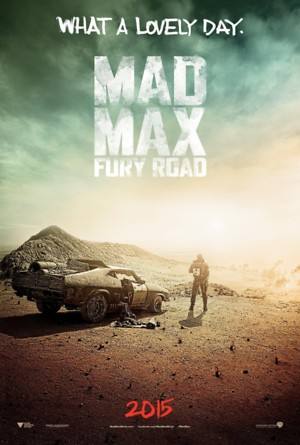 Mad Max: Fury Road (2015) DVD Release Date