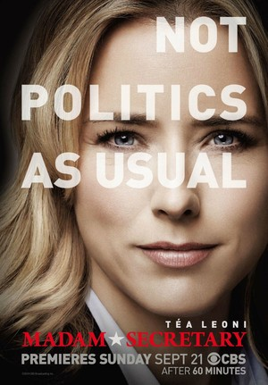 Madam Secretary (TV Series 2014- ) DVD Release Date