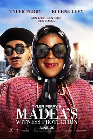 Madea's Witness Protection (2012) DVD Release Date
