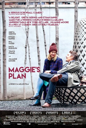 Maggie's Plan (2015) DVD Release Date