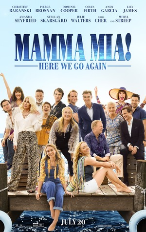 Mamma Mia! Here We Go Again (2018) DVD Release Date