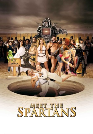 Meet the Spartans (2008) DVD Release Date