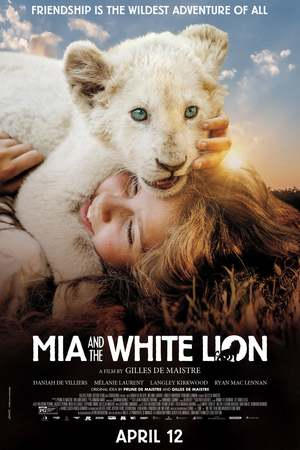 Mia and the White Lion (2018) DVD Release Date