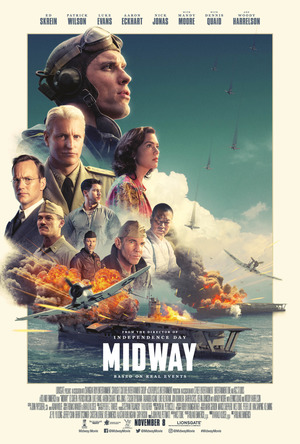 Midway (2019) DVD Release Date