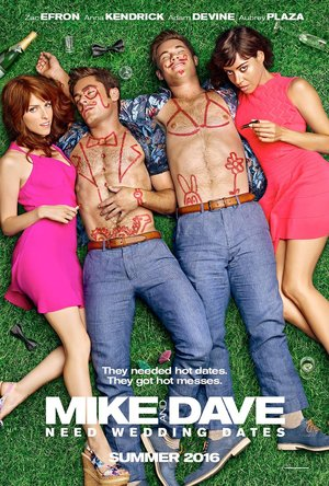 Mike and Dave Need Wedding Dates (2016) DVD Release Date