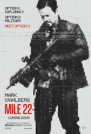 Mile 22 (2018) DVD Release Date
