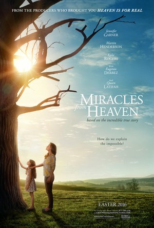 Miracles from Heaven (2016) DVD Release Date