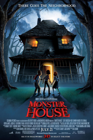 Monster House (2006) DVD Release Date