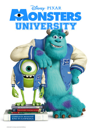 Monsters University (2013) DVD Release Date