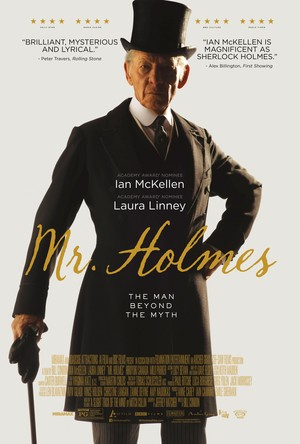 Mr. Holmes (2015) DVD Release Date