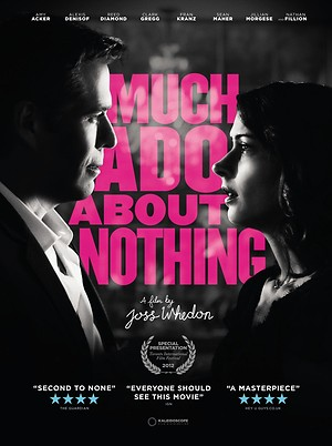 Much Ado About Nothing (2012) DVD Release Date
