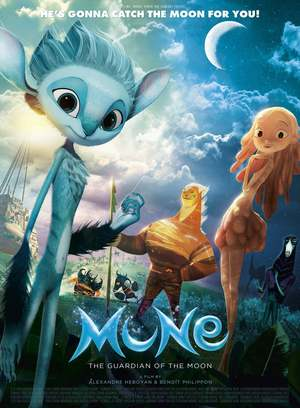 Mune: Guardian of the Moon (2014) DVD Release Date
