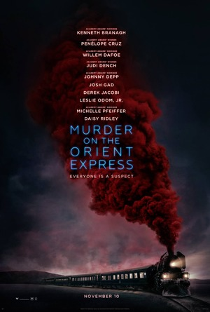 Murder on the Orient Express (2017) DVD Release Date