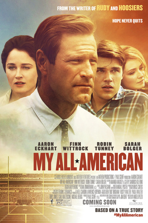 My All American (2015) DVD Release Date