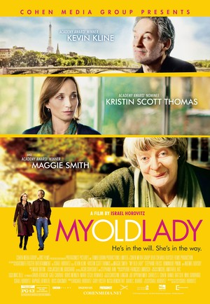 My Old Lady (2014) DVD Release Date