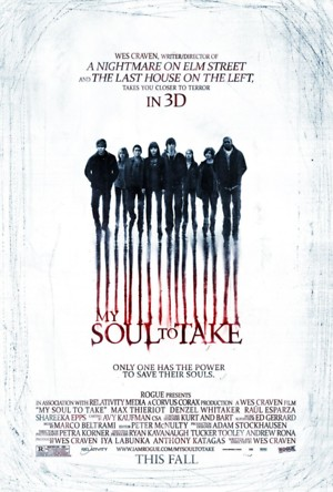 My Soul to Take (2010) DVD Release Date