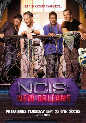 NCIS: New Orleans (TV Series 2014- ) DVD Release Date