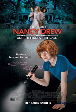 Nancy Drew and the Hidden Staircase (2019) DVD Release Date