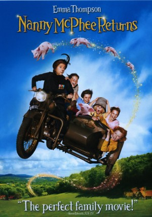 Nanny McPhee Returns (2010) DVD Release Date