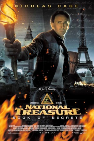 National Treasure: Book of Secrets (2007) DVD Release Date