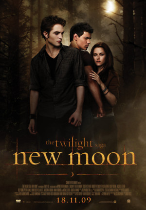 New Moon (2009) DVD Release Date