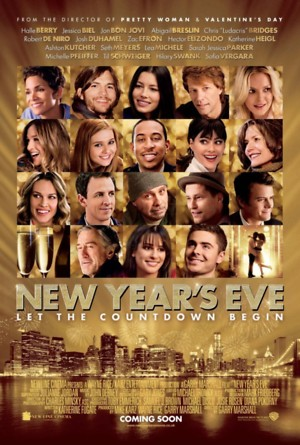 New Year's Eve (2011) DVD Release Date
