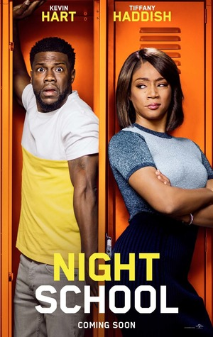 Night School (2018) DVD Release Date