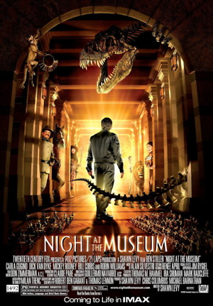 Night at the Museum (2006) DVD Release Date