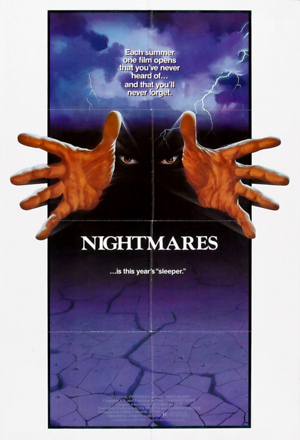 Nightmares (1983) DVD Release Date