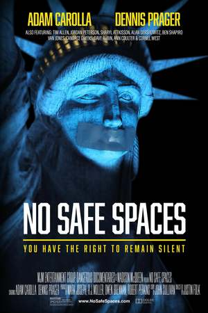 No Safe Spaces (2019) DVD Release Date
