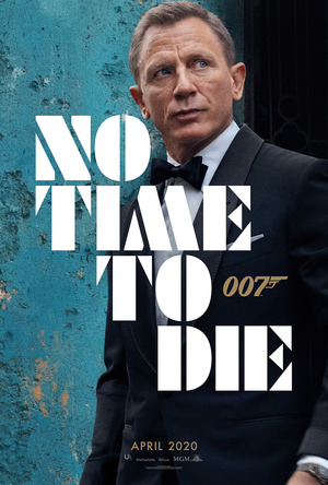 No Time to Die (2020) DVD Release Date