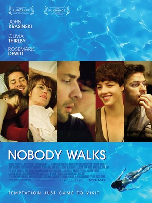 Nobody Walks (2012) DVD Release Date