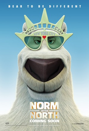 Norm of the North (2016) DVD Release Date