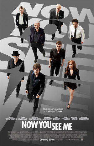 Now You See Me (2013) DVD Release Date