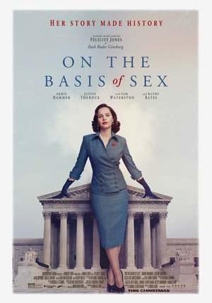 On the Basis of Sex (2018) DVD Release Date